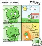 LittleFunny IV:Sun Said (Thai Summer) by Cosmos-1999