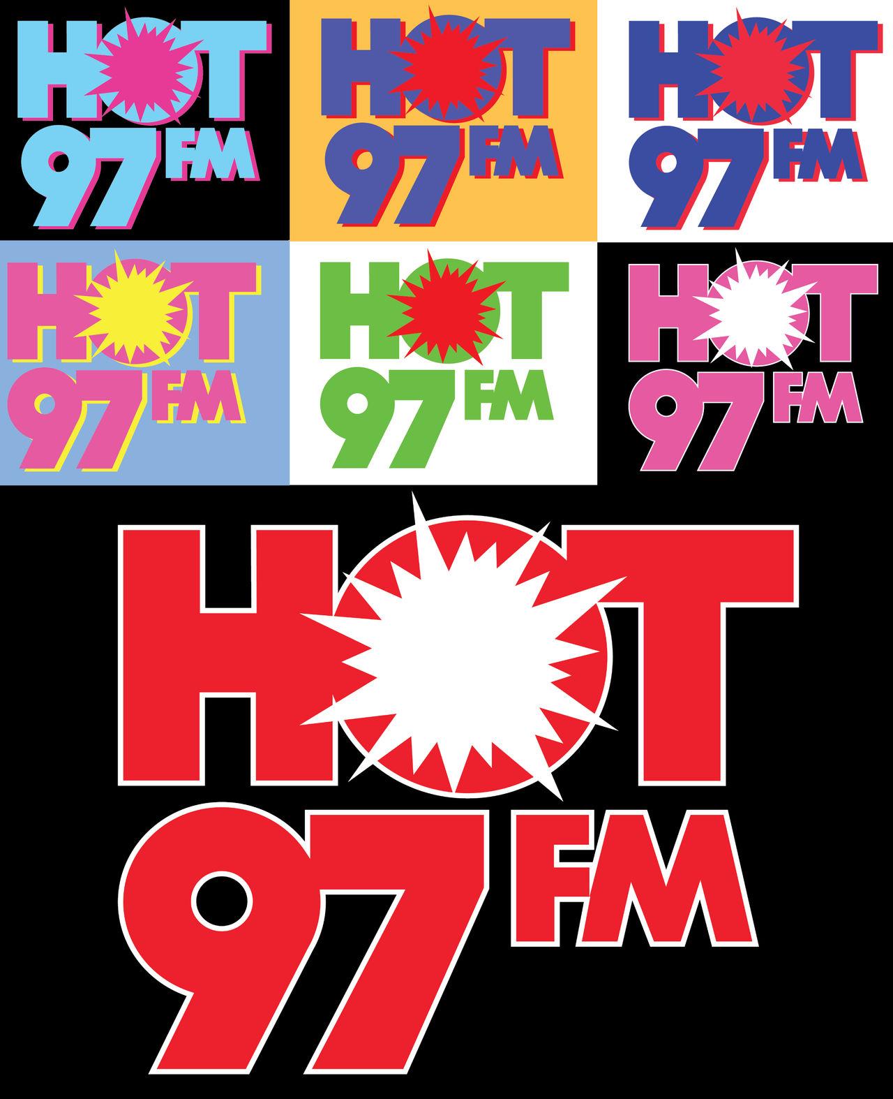 hot 97 logo by sonicteambronx