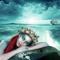 Mermaid by Frani54