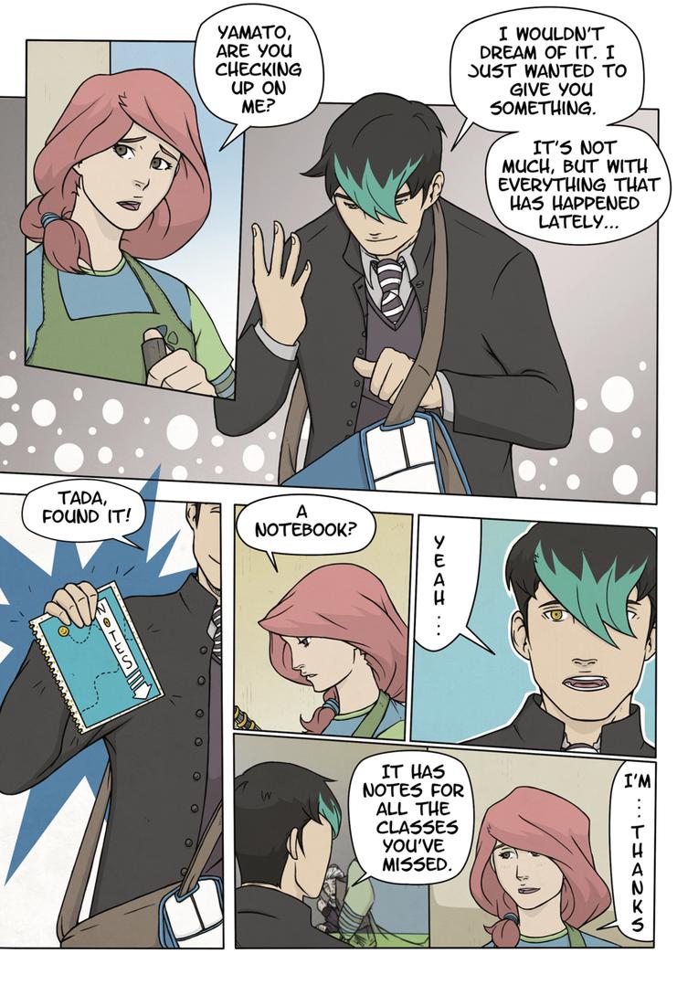 Crossroads - Page 5 by LightSeeker