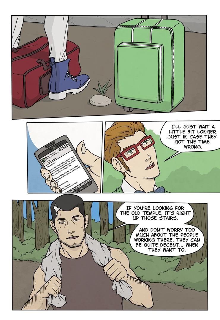 Crossroads - Page 8 by LightSeeker