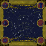 Vuater Holy Confederation Astral Chart by Gisewindblade