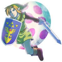 Link's Awakening by xFennek