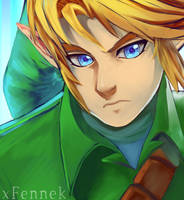 Adult Link by xFennek