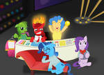 Inside Out/MLP: Twilight's Emotions