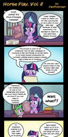 MLP: 'Horse Play, Vol. 2' by PacificGreen