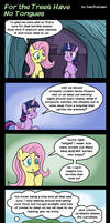 MLP: For the Trees Have No Tongues by PacificGreen
