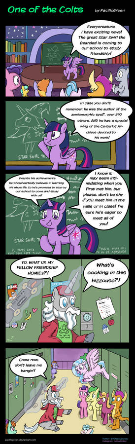 MLP: One of the Colts