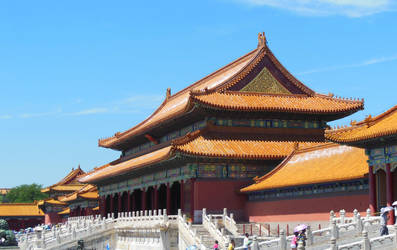 The Forbidden City by ChiNephyn