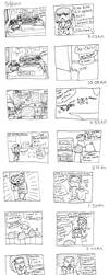 Hourly Comic by goofanader
