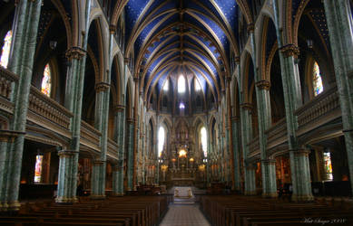 Heavenly Architecture by MSeager