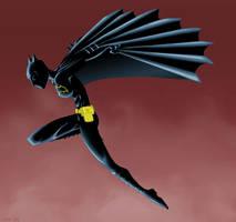 Batgirl - Cassandra by ianswilson