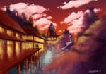 Hidden palace by HentaiNeko