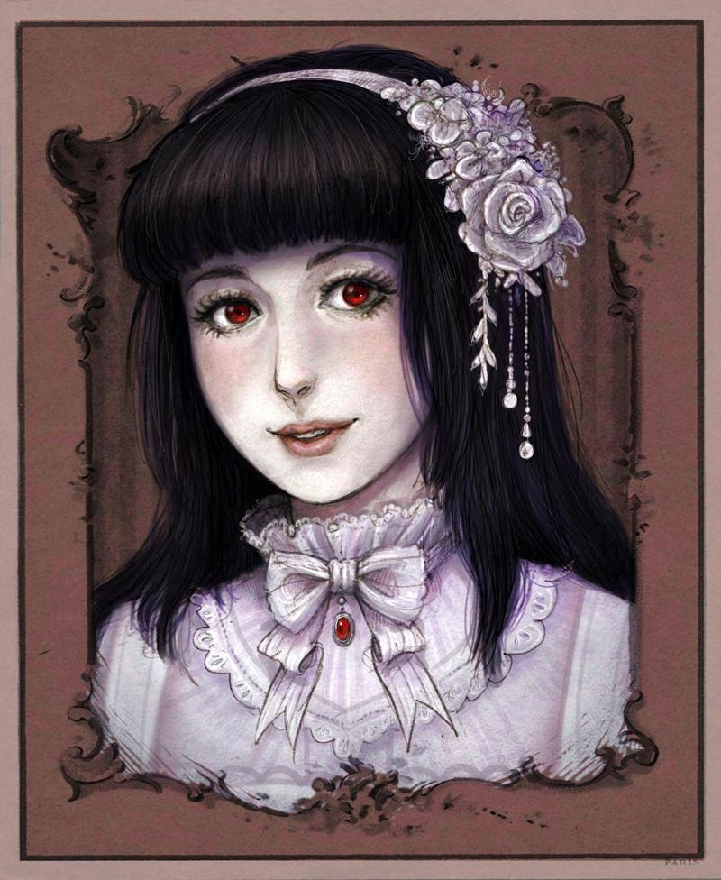Lara Marum by shirowscafe