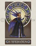 Masquerade Zodiac Capricorn