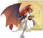 Phoenix Gargoyle