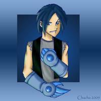 Blue Boy by wastedsacrifice