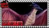 (Fire) Rodan Fan Stamp (@wikizilla.org)