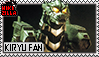 Kiryu Fan Stamp (@wikizilla.org) by The493Darkrai