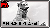 Showa Mechagodzilla Fan Stamp (@wikizilla.org) by The493Darkrai