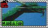 Manda Fan Stamp by The493Darkrai