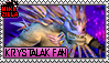Krystalak Fan Stamp (@wikizilla.org) by The493Darkrai