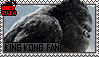 King Kong Fan Stamp (@wikizilla.org) by The493Darkrai