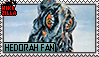 Hedorah Fan Stamp (@wikizilla.org) by The493Darkrai