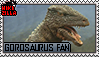 Gorosaurus Fan Stamp (@wikizilla.org) by The493Darkrai