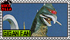 Gigan Fan Stamp (@wikizilla.org) by The493Darkrai