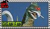 Gigan Fan Stamp (@wikizilla.org) by The493Darkrai