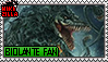 Biollante Fan Stamp by The493Darkrai
