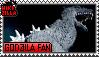 Godzilla Fan Stamp (@wikizilla.org) by The493Darkrai