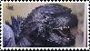 Godzilla 2014 Stamp by The493Darkrai