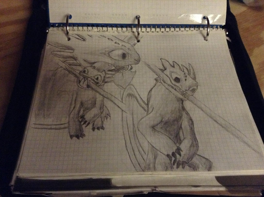 httyd -character study- by keithcatdragon