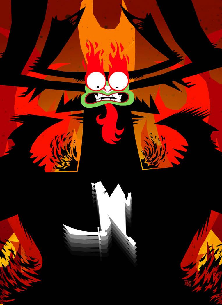 Aku Voice - Samurai Jack franchise   Behind The Voice Actors