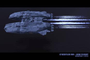 C'KEDTLER M4 - Low Flight by HeauTou