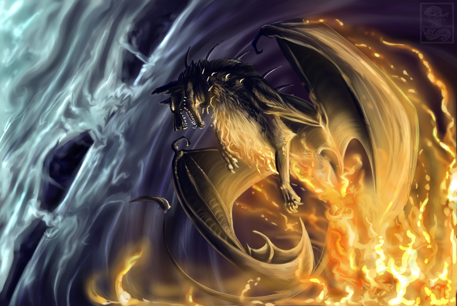 Born of Ash and Flame by Taluns