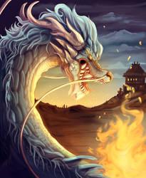 Dragon Keeper by Taluns