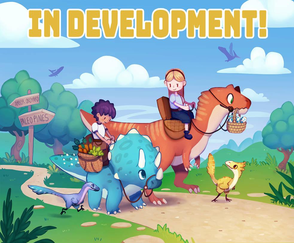 Dino Game Announcement!