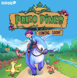 Paleo Pines: Coming soon!