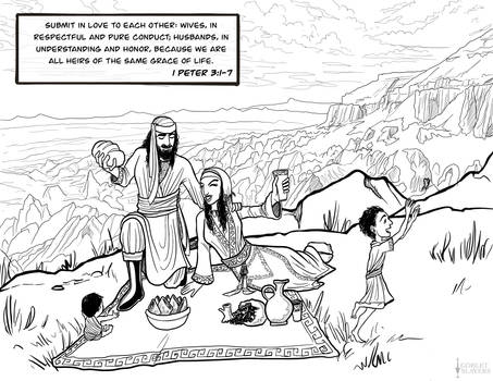 1 Peter 3,1-7 - Serving Family
