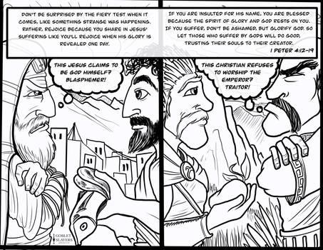 1 Peter 4:12-19 - Fiery Trial