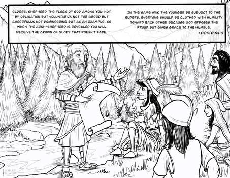 1 Peter 5,1-5 - Shepherd