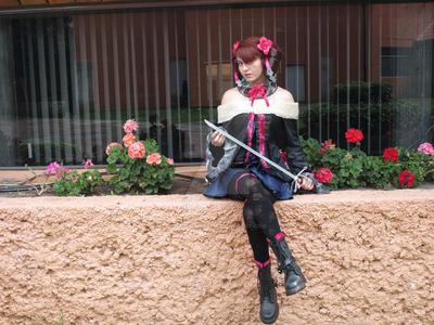 amy sorel cosplay2 by YumeHimeSan