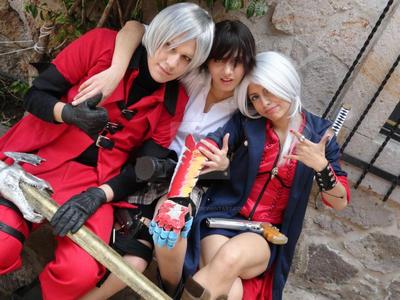 cosplay DMC by YumeHimeSan