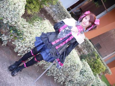 amy sorel cosplay by YumeHimeSan