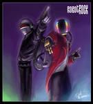ROBOT ROCK - Daft Punk Reprise by NISSAN-J
