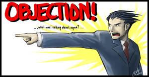 OBJECTION- Phoenix Wright