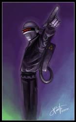 Daft Punk - Bangalter by NISSAN-J